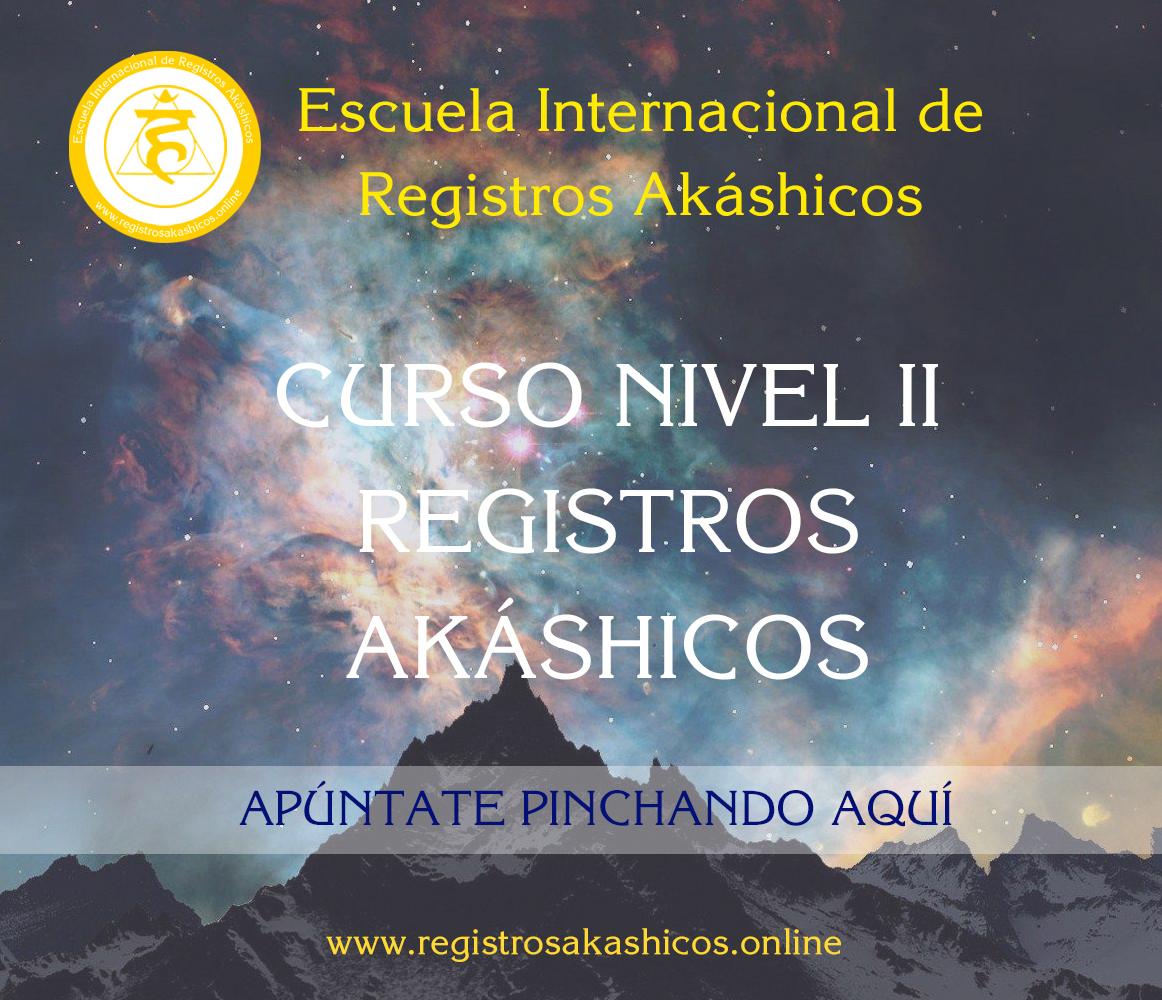 Registros Akáshicos Nivel 2