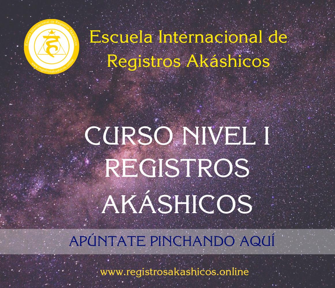 Registros Akáshicos nivel 1