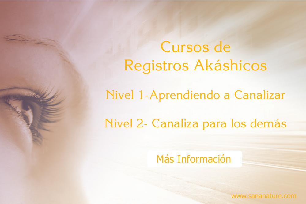Curso de Registros Akáshicos en Barcelona