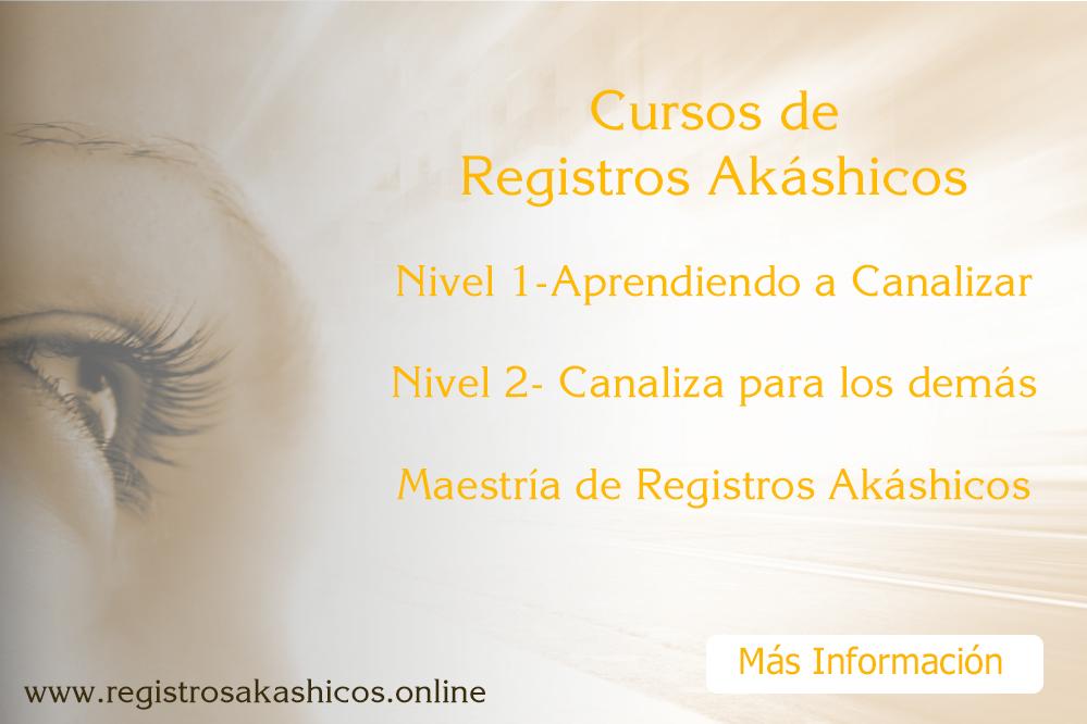 Curso de Registros Akáshicos en Avilés