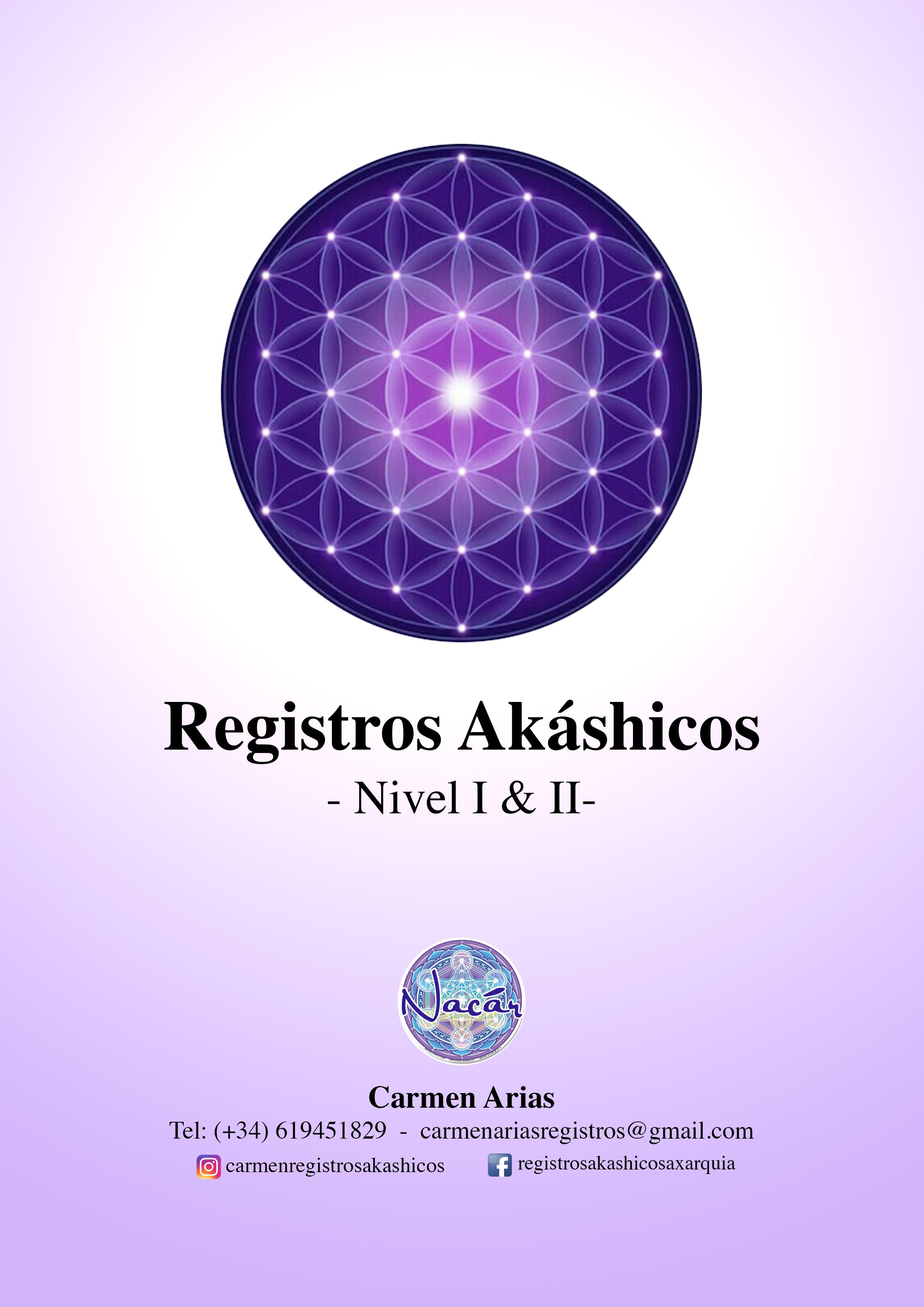 Curso de Registros Akáshicos en Málaga